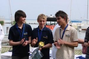 GRID Nagydíj, Kereked - EGIS Kupa ifjúsági verseny 2010