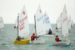 Merkantil Bank Laser Európa Kupa - Quantum Sails BYC Kupa