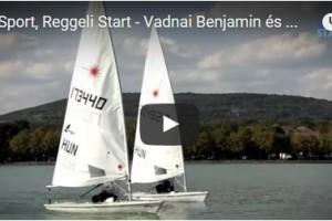 Vadnai Benjamin és Vadnai Jonatán - 2015 DIGI Sport