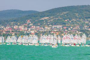 Rooster LEC & Quantum Sails BYC Kupa 2016 @ Szabó Leonárd