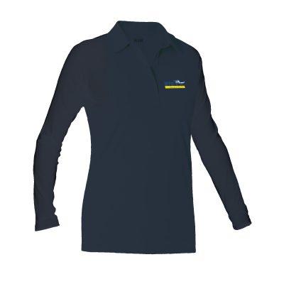 Polo Paterson hosszú ujjú technikai póló