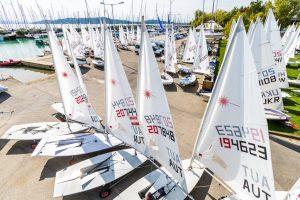 Rooster Laser EC verseny - BYC-es beszámoló
