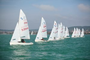 Rooster Laser and 420 Open Hungarian National Championships and Trophy