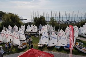 Rooster 29er and Optimist Open Hungarian National Championships