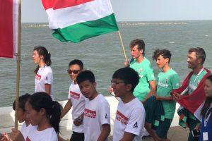 Youth Sailing World Championships - Zink Leonnak szurkolunk