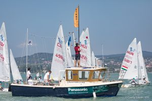Rooster Laser-420 Open Hungarian National Championships & Trophy