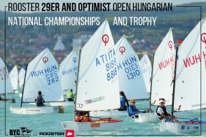 Népes mezőny, értékes nyeremények és környezettudatos versenyzés – csütörtökön rajtol a 29er & Optimist Bajnokság