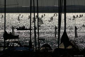 Erős szeles harmadik versenynap