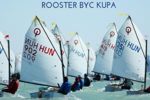 Rooster BYC Kupa Optimist Ranglistaverseny