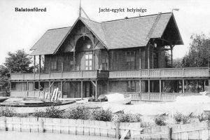 153 éves a Balatonfüredi Yacht Club