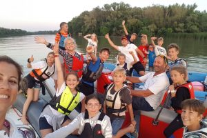 Optimistes C csapatunk vendégségben járt a Tiszta-tavon - sarudi edzőtábor és Nádas Kupa