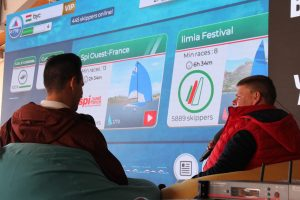 Első BYC Virtual Regatta - első hazai e-vitorlás verseny