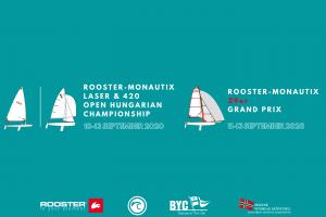 Lehet már nevezni a jövő heti a 2020. évi Rooster Laser, 420 Országos Bajnokságra és a 29er Grand Prix-re