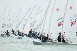 ROOSTER-Monautix Laser Europa Cup