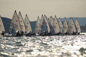 Rooster-Monautix Laser Európa Kupa és Laser Országos Bajnokság