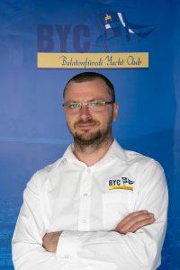 Horváth Tamás - kikötőmester