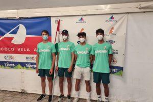 Véget ért az ILCA 4 Európa Bajnokság és ILCA 6 Ifjúsági Világbajnokság - Csomesz beszámolója
