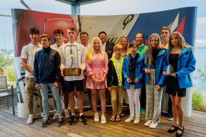 A Magyar Vitorlás Szövetség augusztus 26-án csütörtökön tartotta a 2020. évi ranglista díjkiosztó ünnepségét Balatonfüreden