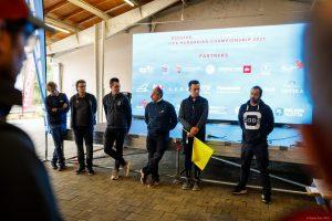 Rooster-Monautix Európa Kupa & ILCA Országos Bajnokság 1. nap