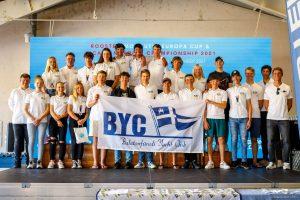 Rooster-Monautix Európa Kupa & ILCA Országos Bajnokság díjátadó