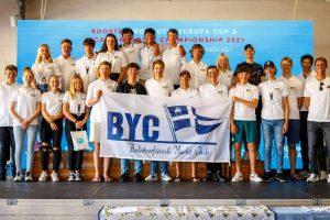 Véget ért a 2021-es ILCA Magyar Bajnokság és vele a nagybetűs verseny szezon